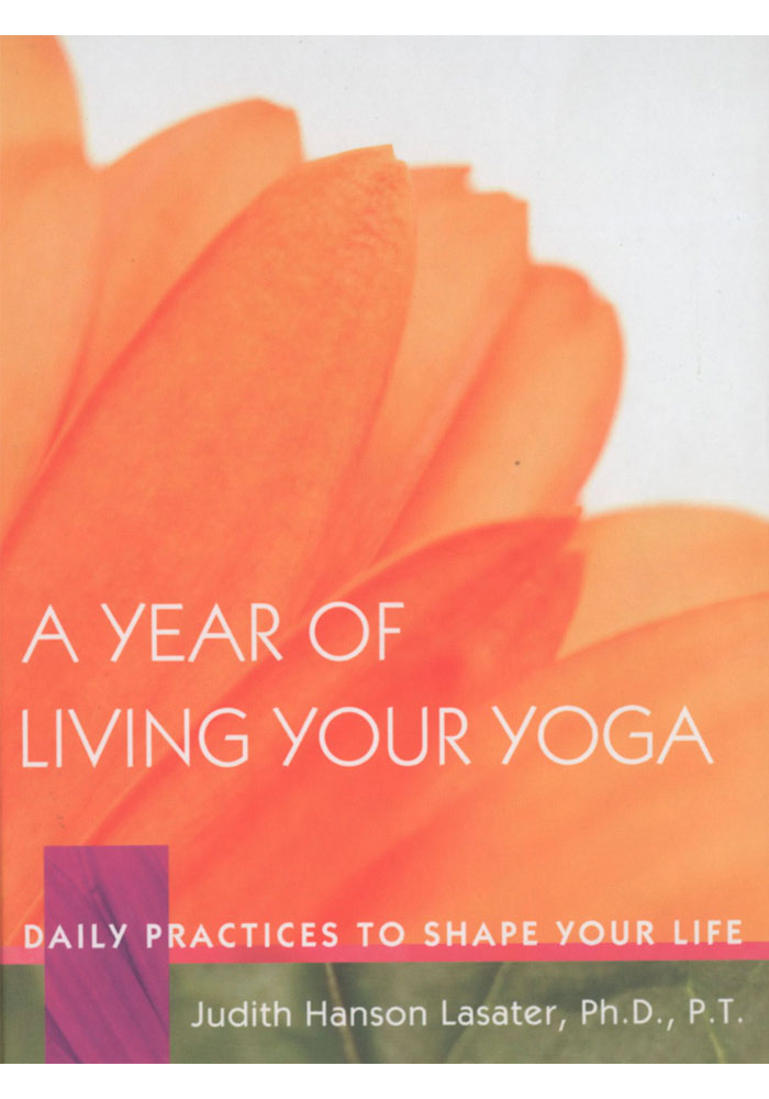 A Year of Living Your Yoga Book