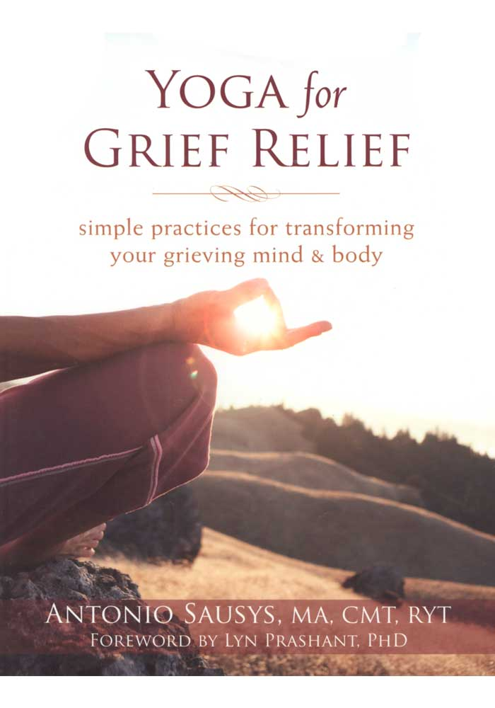 Yoga for Grief Relief Book