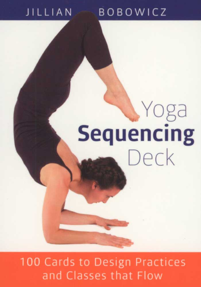 Yoga Sequencing Deck Cards